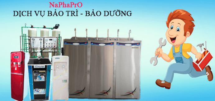 Dịch vụ bảo trì bảo dưỡng máy lọc nước hệ thống lọc nước tinh khiết